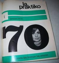 La Praktiko Januaro-Majo 1970 (5 issues bound together)