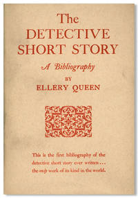 THE DETECTIVE SHORT STORY A BIBLIOGRAPHY