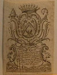 image of Ex bibliotheca Joseph Xaupi