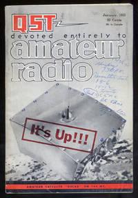 QST Devoted Entirely to Amateur Radio Volume XLVI Number 1, January, 1962