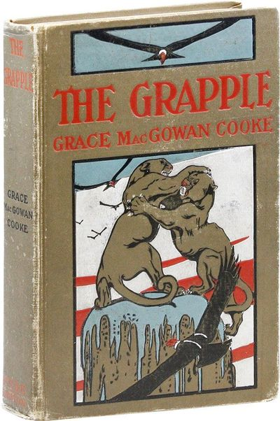 Boston: L.C. Page & Company, 1905. First Edition. Octavo (19.5cm); publisher's olive green pictorial...
