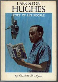 LANGSTON HUGHES POET OF HIS PEOPLE by  Illustrated by Russell Hoover & Photos  Elizabeth P. - First Edition - from Windy Hill Books (SKU: 12861)