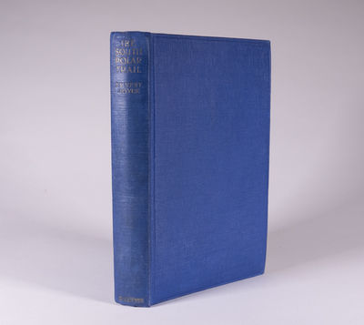 London: Duckworth, 1929. First Edition. 8vo – 21.7cm. 220pp with frontispiece and 31 black-and-whi...