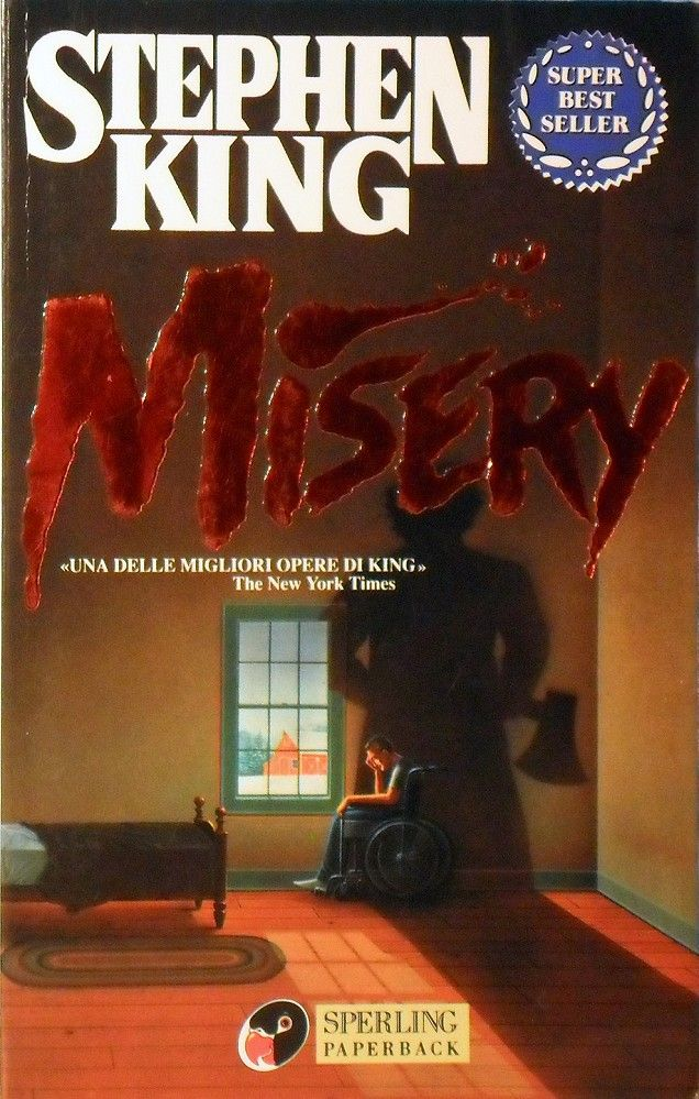 misery by stephen king english literature essay Stephen king stephen king is a well-known and talented horror/fiction author who has published over eleven books in the last two decades his great stories of horror and fantasy have been enjoyed by kids and adults starting from his first best-seller, carrie.