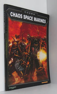 image of Chaos Space Marines Codex Warhammer 40,000 40K