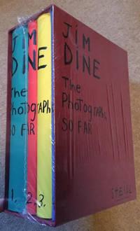 image of Jim Dine: The Photographs, So Far (Vol. 1 - 4)