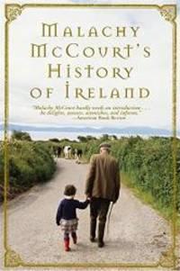 image of Malachy McCourt's History of Ireland (paperback)