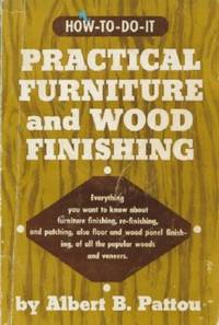 image of Practical Furniture and Wood Finishing