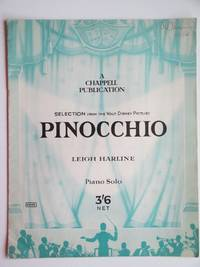 image of Pinocchio: Selection from the Walt Disney picture arranged for piano solo