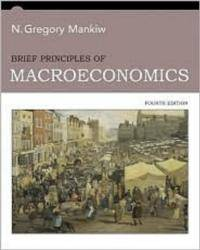 image of Principles of Macroeconomics (with Prepaid Aplia Access Card - 1 Semester and Aplia Edition), 4th
