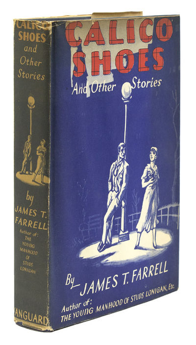 New York: Vanguard Press, 1934. First edition. 303 pp. 1 vols. 8vo. Original blue cloth with titles ...