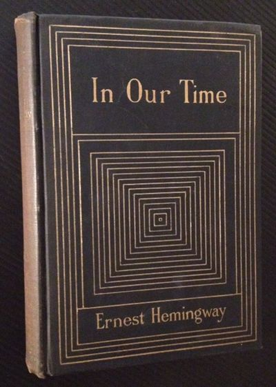 a review of hemingways in our time Buy a cheap copy of in our time book by ernest hemingway no writer has been more efficiently overshadowed by his imitators than ernest hemingway from the moment he.