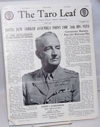 image of The Taro Leaf: vol. 2, #2, June 1949; Hotel New Yorker Assembly Point for 24th Div. Vets