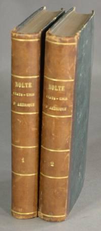 Paris: Didier et Cie., Librairie Académique, 1879. 2 volumes, 8vo, pp. 479, ; 514, ; contemporary...