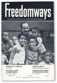 Freedomways: A Quarterly Review of the Negro Freedom Movement, Vol. 7, no. 3, Summer, 1967