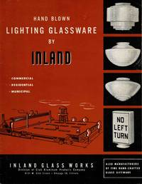 HAND BLOWN LIGHTING GLASSWARE BY INLAND Inland Glass Works
