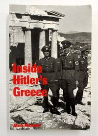 image of Inside Hitler's Greece  The Experience of Occupation 1941-44
