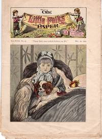 Ten issues of The Little Folks Paper 1902-03, with Buds of Promise, 1905