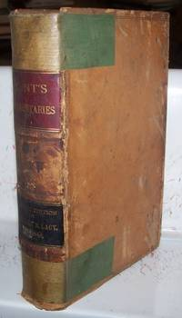 Commentaries on American Law Volume II