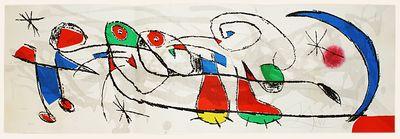Joan Miro et l�émancipation...