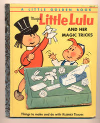 Marge's Little Lulu and Her Magic Tricks (A Little Golden Book)
