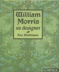 image of William Morris as Designer