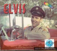 image of Elvis 2004 Mini Calendar 16-Month