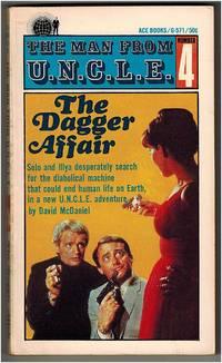 The Dagger Affair  (The Man from U.N.C.L.E #4)