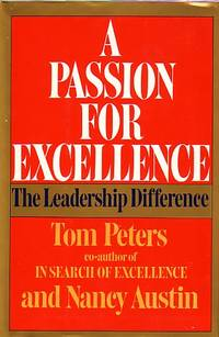 image of Passion For Excellence : The Leadership Difference