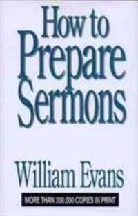 How To Prepare Sermons