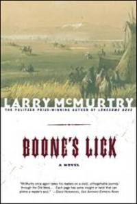 image of Boone's Lick: A Novel