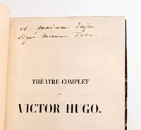 Théâtre de Victor Hugo Hernani - Marion Delorme - Le Roi s'amuse - Lucrèce EDITION ORIGINALE...