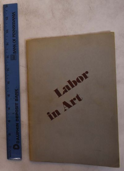 1938. Softcover. VG-, some soiling to cover. Grey wraps with brown lettering. Appx. 50 pp. 20 bw pla...