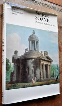 image of SIR JOHN SOANE Catalogues of Architectural Drawings in the Victoria and Albert Museum