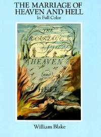 The Marriage of Heaven and Hell: A Facsimile in Full Color Dover Fine Art  History of Art