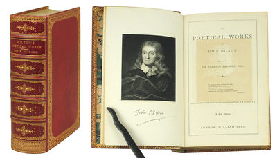 The Poetical Works... edited by Sir...