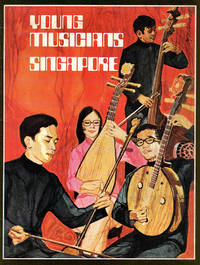 Young Musicians Singapore (Souvenir Program From the International Festival of Youth Orchestras, 1971)