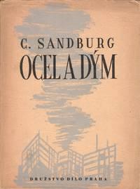 Ocel a dým [Smoke and steel] by  illustrator  Carl and František Gross - Paperback - 1946 - from Penka Rare Books, ILAB and Biblio.com