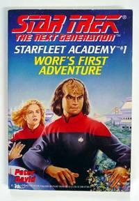 Star Trek The Next Generation, Starfleet Academy #1, Worf's First Adventure