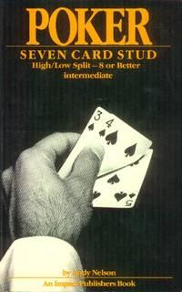 Poker; seven Card Stud; High/Low Split Intermediate