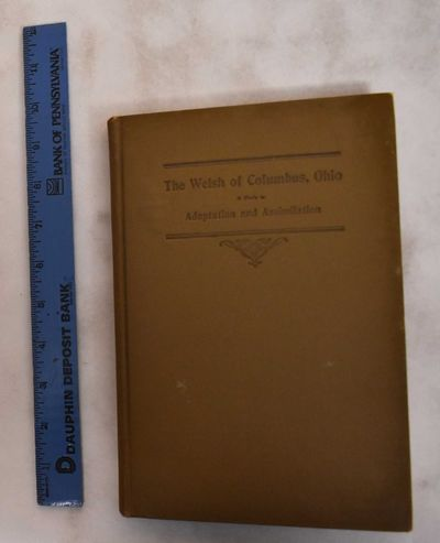 Oshkosh, WI: The author, 1913. Hardcover. G age related cover fading and wear. Bookblock shows age t...