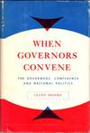 When Governors Convene