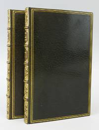 MEMOIRS OF JOSEPH GRIMALDI by  Editor. (BINDINGS - RIVIERE & SON)  CHARLES - FIRST EDITION, Second State (with frame around final plate,