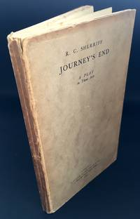 Journey's End : The Scarce UK First Printing