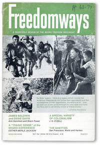 Freedomways: A Quarterly Review of the Negro Freedom Movement, Vol. 7, no. 1, Winter, 1967