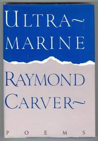 NY: Random House, 1986. First edition, first prnt. Signed by Carver on the title page. Faint beginni...