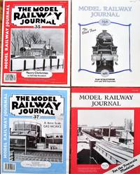 Model Railway Journal. 4 Issues: No. 25, 1988, No. 27, 1988, No. 35, 1989, and No. 37, 1989