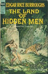 image of The Land of Hidden Men  (Also released as: Jungle Girl.)