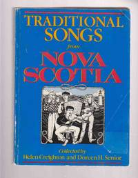 Traditional Songs from Nova Scotia