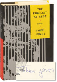 image of The Pugilist at Rest (First Edition, inscribed and altered by the author)